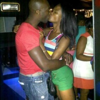 PHOTO: Sexy Girl's Private Part Gets Erect After Kissing A Guy In Club (LOOK)