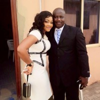 PHOTOS: See Pictures From Mercy Aigbe's  Wedding