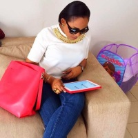 PHOTOS: SUPER RICH WIVES FROM NIGERIA – CHECK OUT SOCIALITE NOELLEE'S VERY EXPENSIVE HANDBAG COLLECTION!