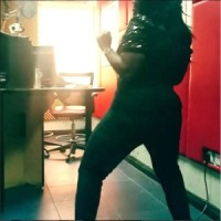 [VIDEO] Toolz Twerks On Duty
