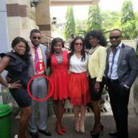 Anaconda alert! actor Çhidi Mokeme Mistakingly Leaves His Anoconda on Display (see photos)