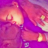 Revealed! The Mystery SA Girl Davido Was Kissing Identified