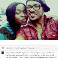 """I Am Sorry For The Times I Made You Cry"" Van Vicker's Heart Touching Emotional Valentine Shout Out To His Wife"