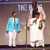 Photos: Aki & Pawpaw, Mr Ibu, Pete Edochie, Jackie Appiah, Funke Akindele, Juliet Ibrahim and many others Outfit At 2014 AMVC Awards