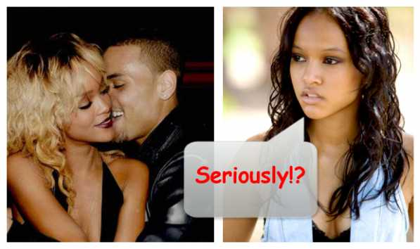 Rihanna dating chris brown 2014