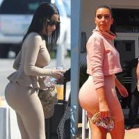 Photos: Kim Kardashian vs Nicki Minaj who has the best figure?