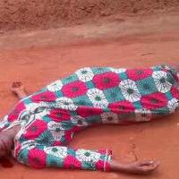 See Pictures From An Accident Scene That Chika Ike Was Involved In (PHOTOS)